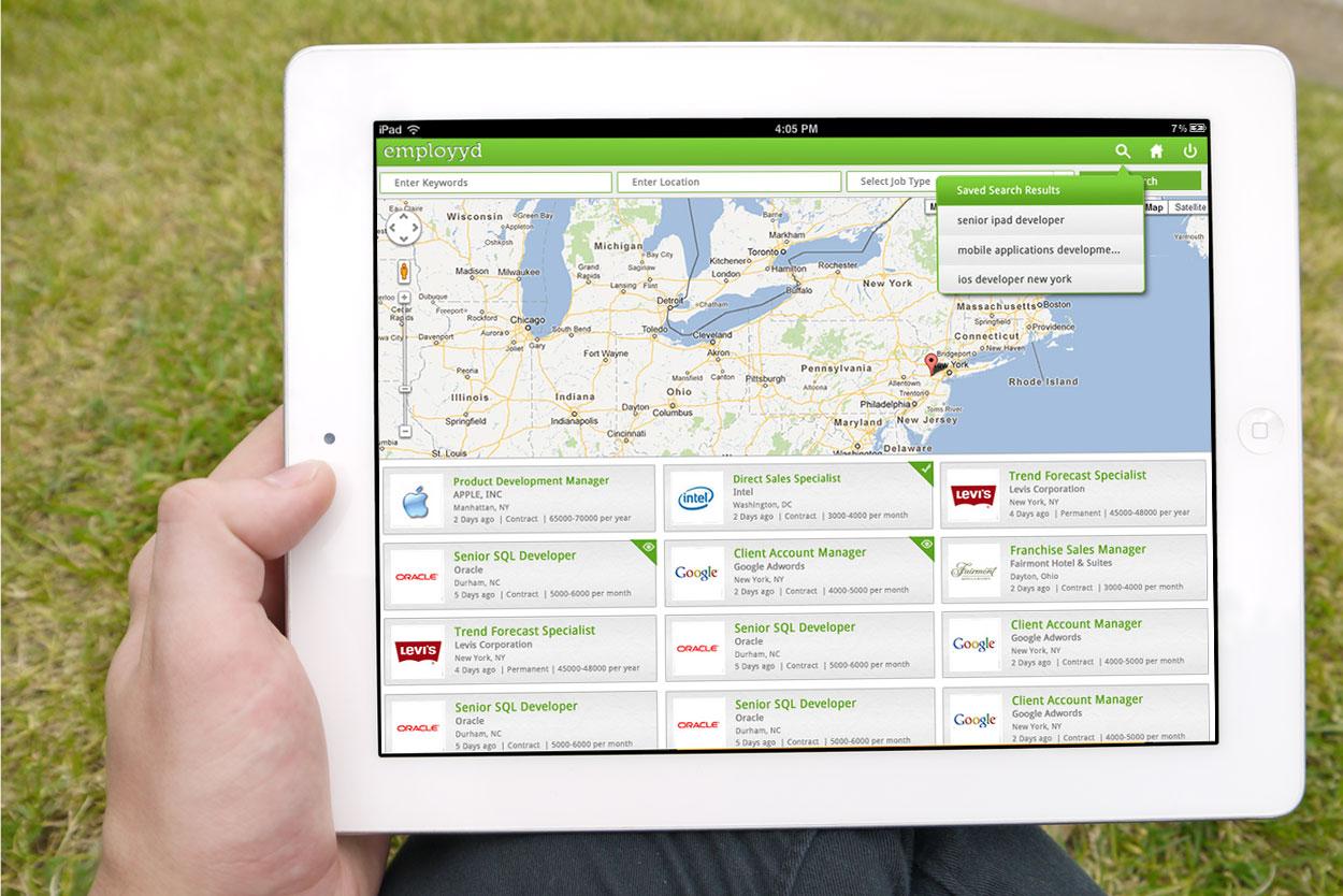 employyd tablet app